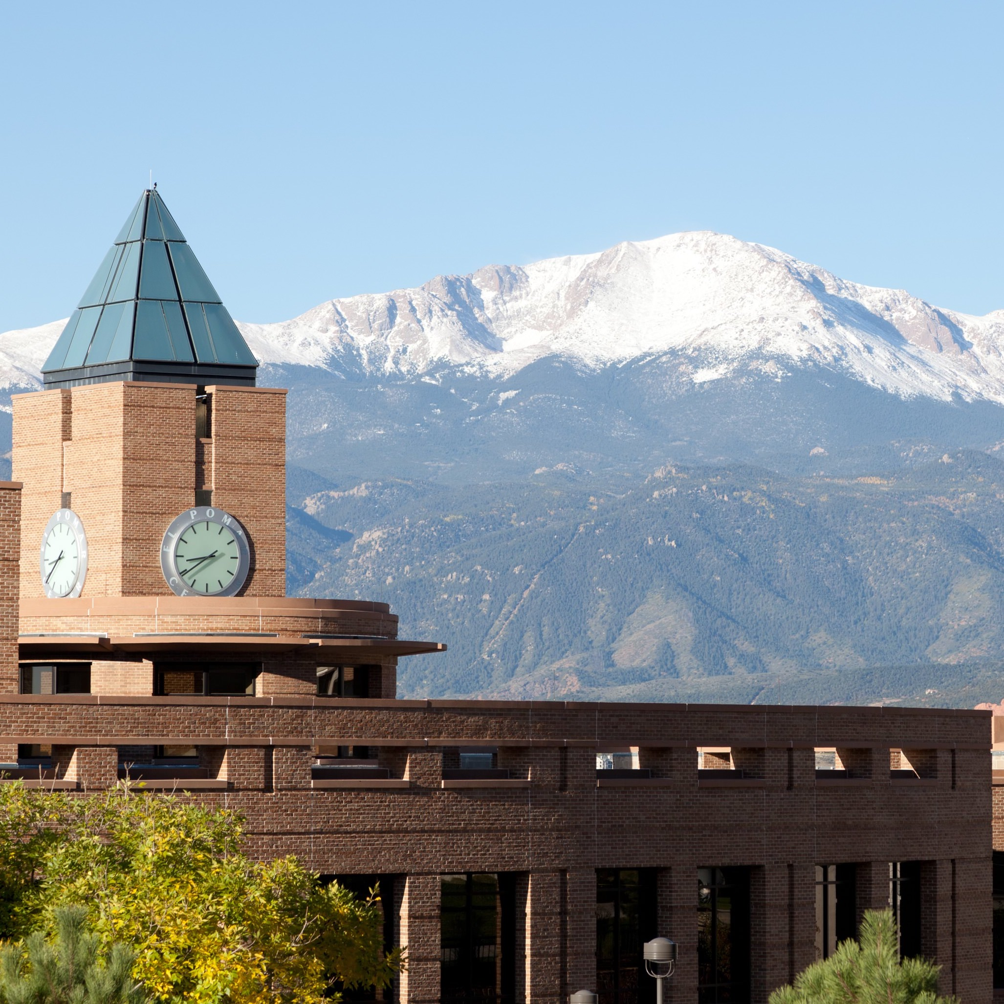 Pikes Peak and Kraemer Family Library